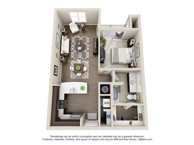 The Louise Floor Plan 3