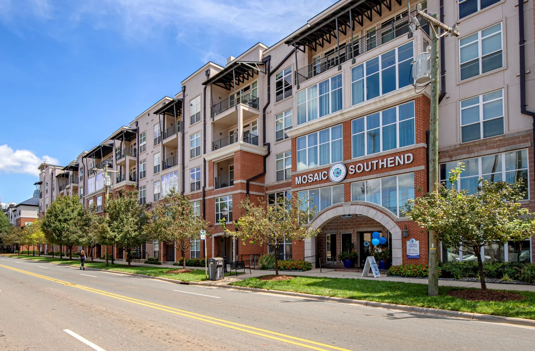 South End Apartments in Charlotte, NC | Mosaic South End