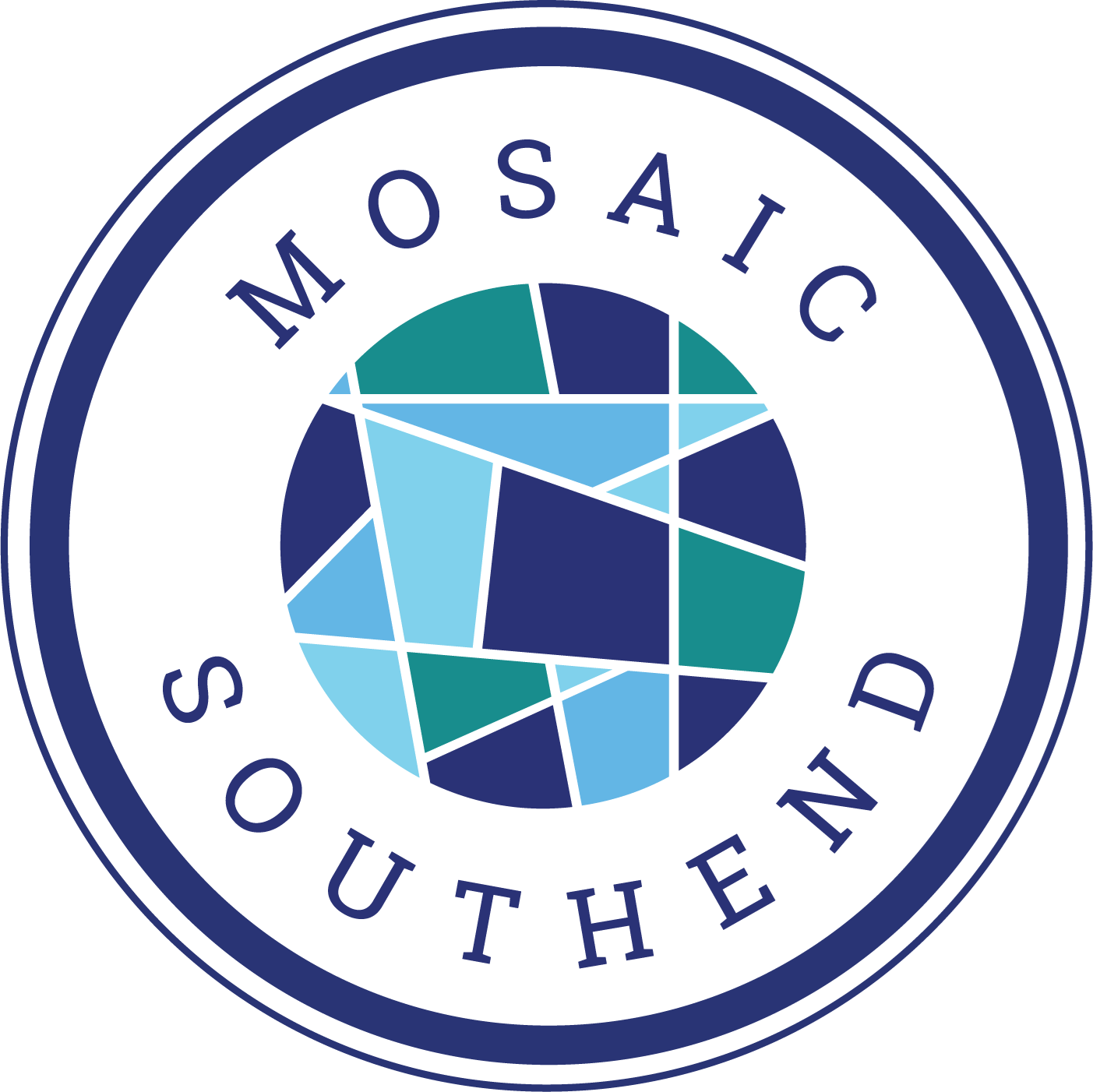 Mosaic South End Circle Graphic at Mosaic South End Apartments in Charlotte, NC