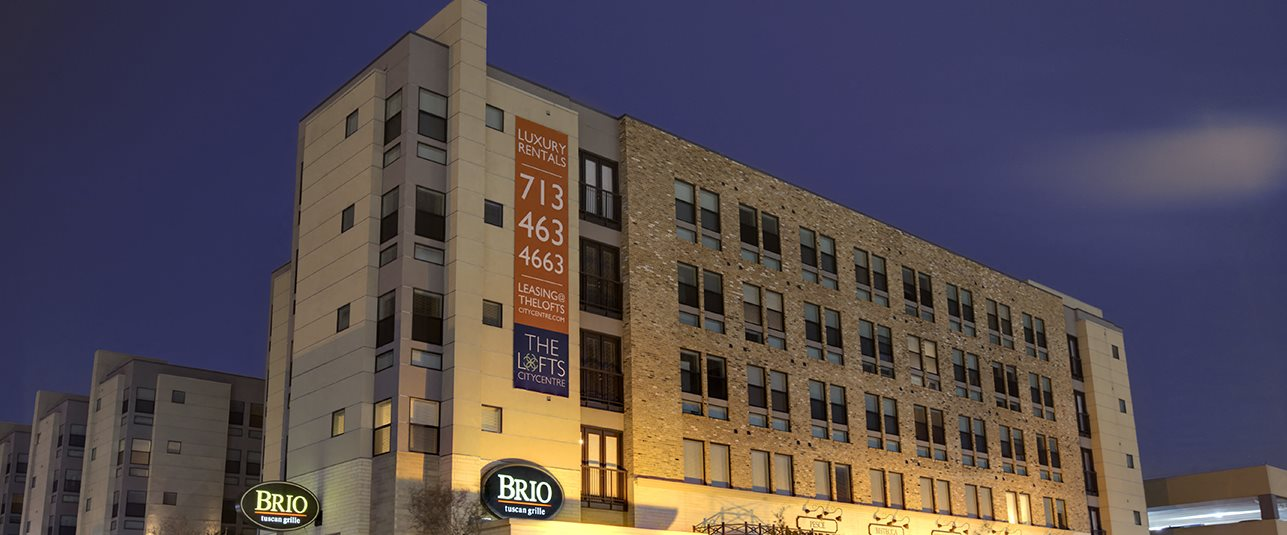 . The Lofts CityCentre   Apartments in Houston  TX