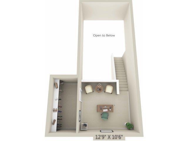 A1 Loft - Esplanade Floor Plan 15