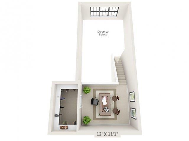 A2A Loft - Amafi Floor Plan 17