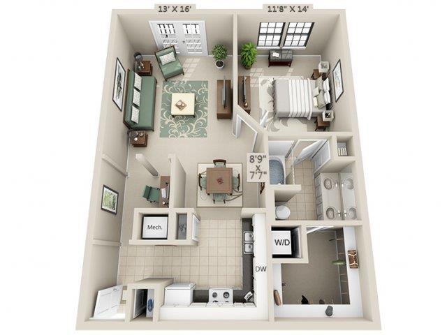 A5 - Esplanade Floor Plan 9