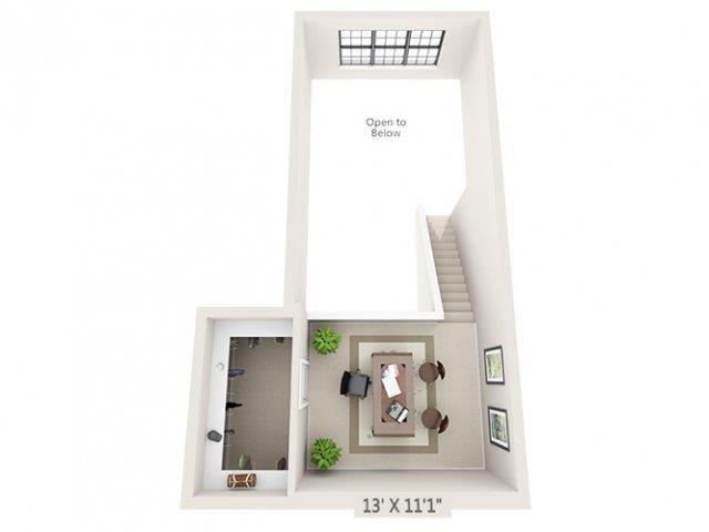 A9 Loft - Amalfi Floor Plan 14