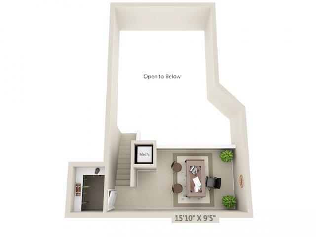 B2 Loft - Esplanade Floor Plan 24