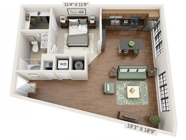 E2 - Amalfi Floor Plan 3