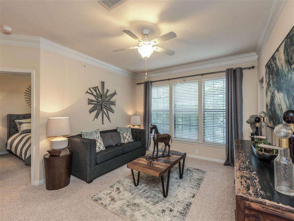 . The Circle at Hermann Park   Apartments in Houston  TX
