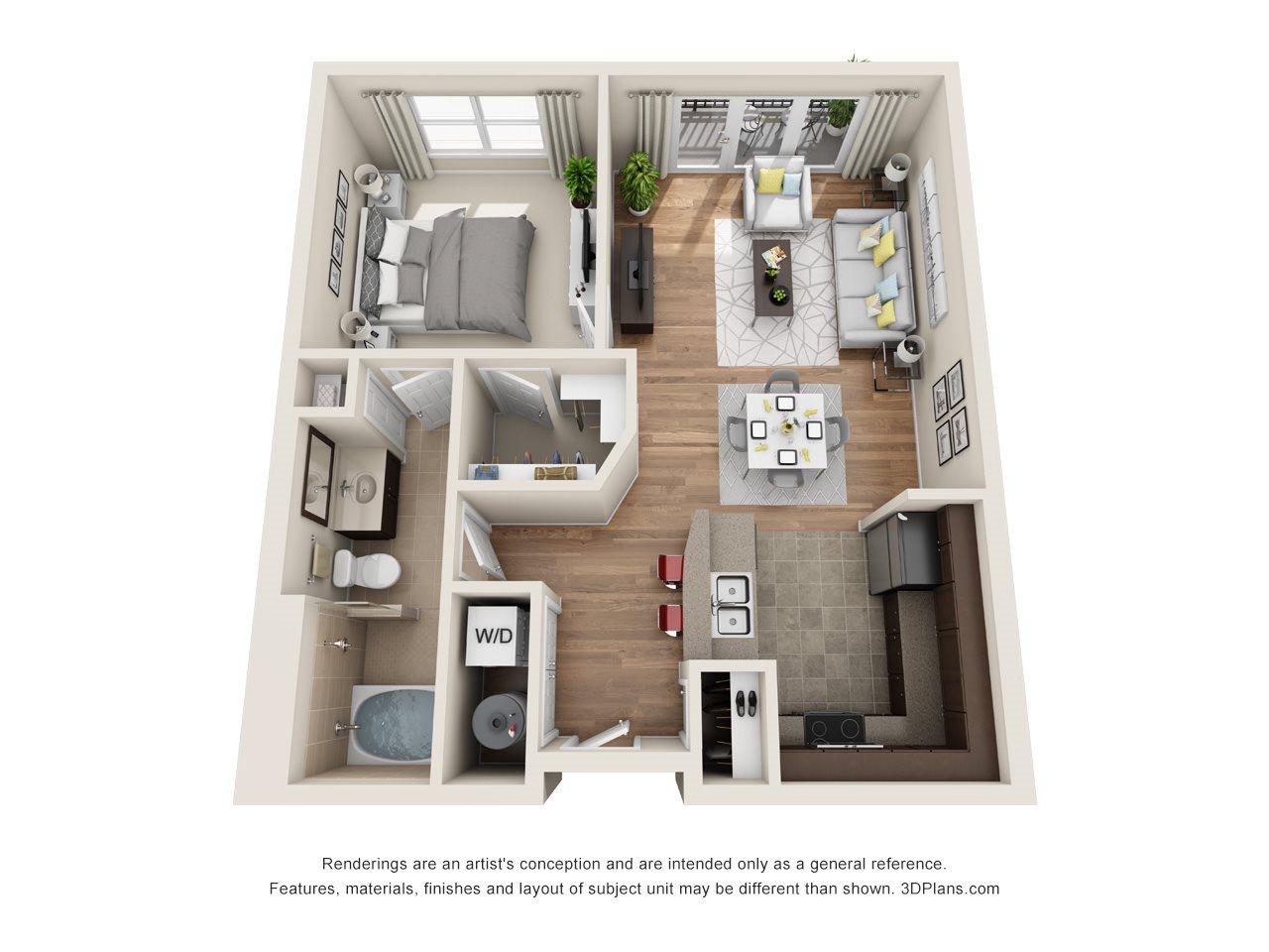 Bayou Bend Floor Plan 4