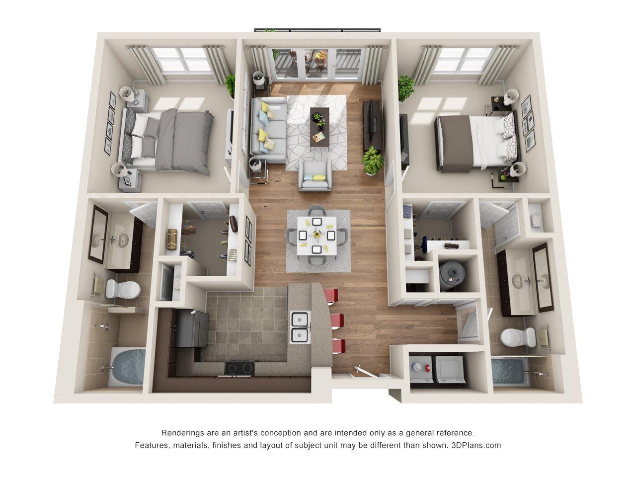 Inwood Floor Plan 8