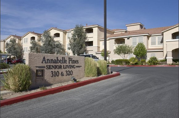 Annabelle Pines Apartments, 310 Annabelle Lane, Henderson