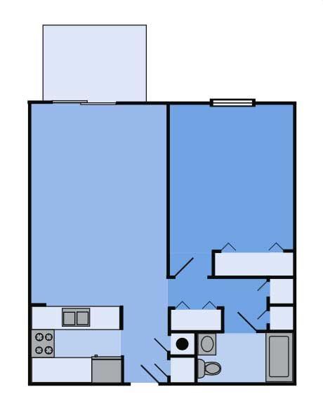 The Cedar Floor Plan 9