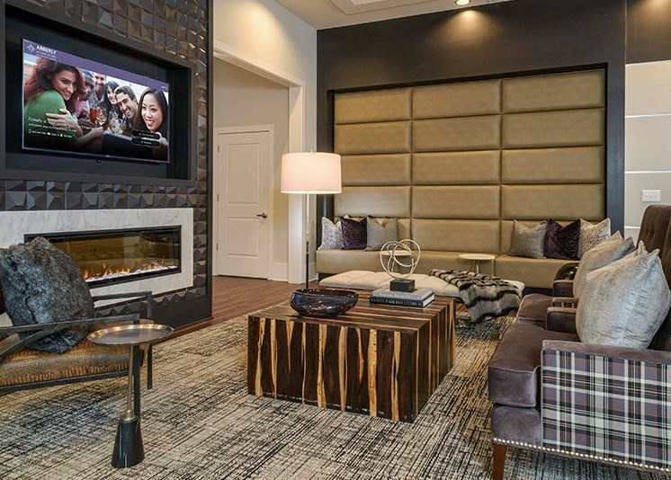 Modern Furnishings at Abberly at Southpoint Apartment Homes by HHHunt, Fredericksburg