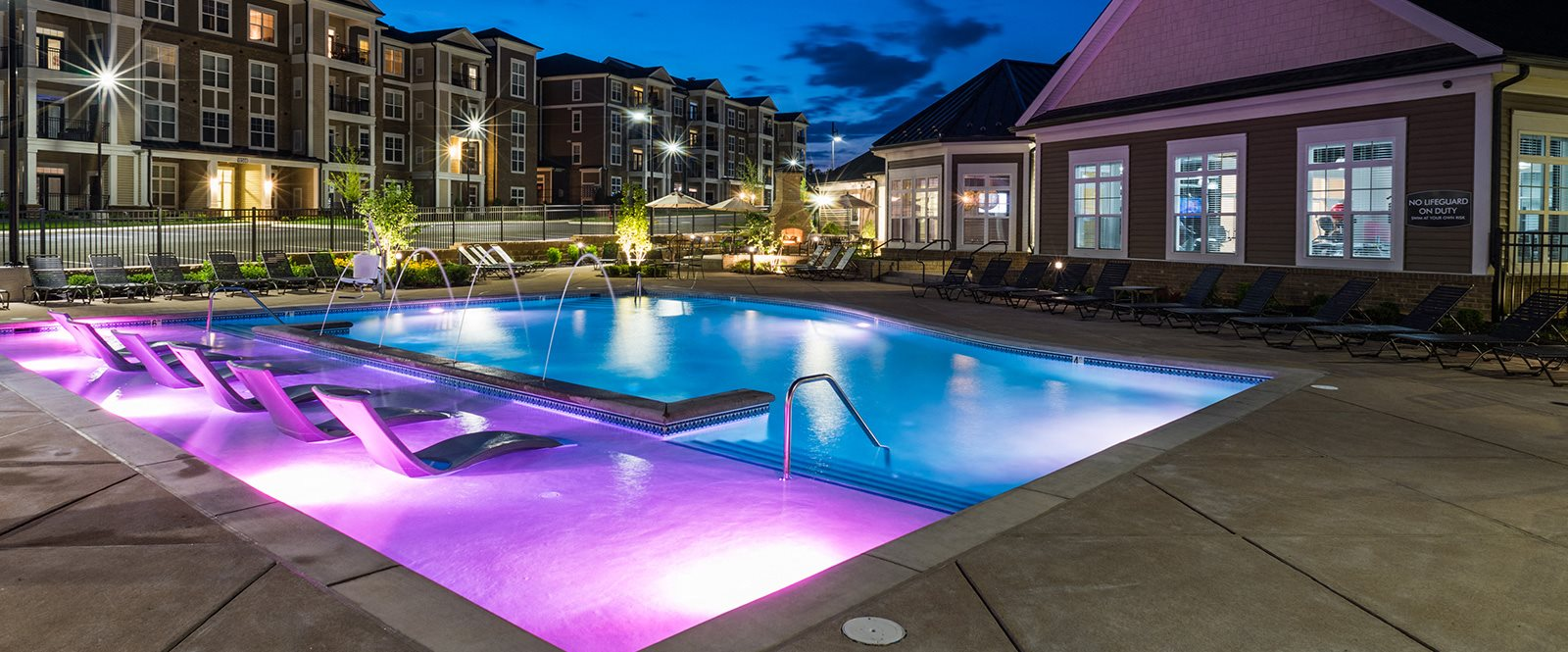 Sparkling Swimming Pool at Abberly at Southpoint Apartment Homes, Fredericksburg, 22407