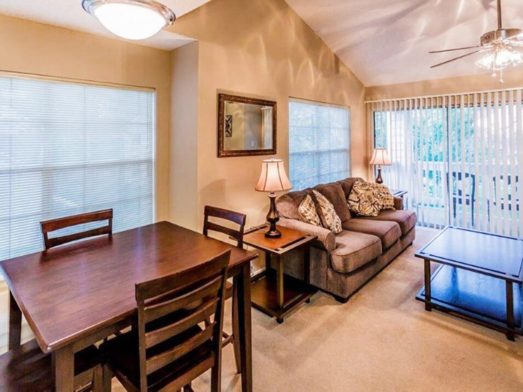 Furnished Apartments in Alexandria with Large windows
