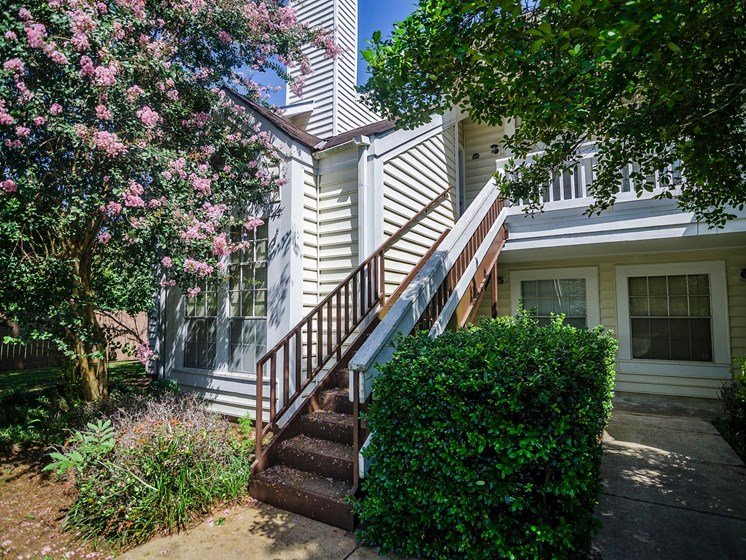 Two story home at Rosewood Apartments in Alexandria, LA