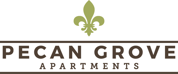 Logo of Pecan Grove Apartments in Alexandria Louisiana