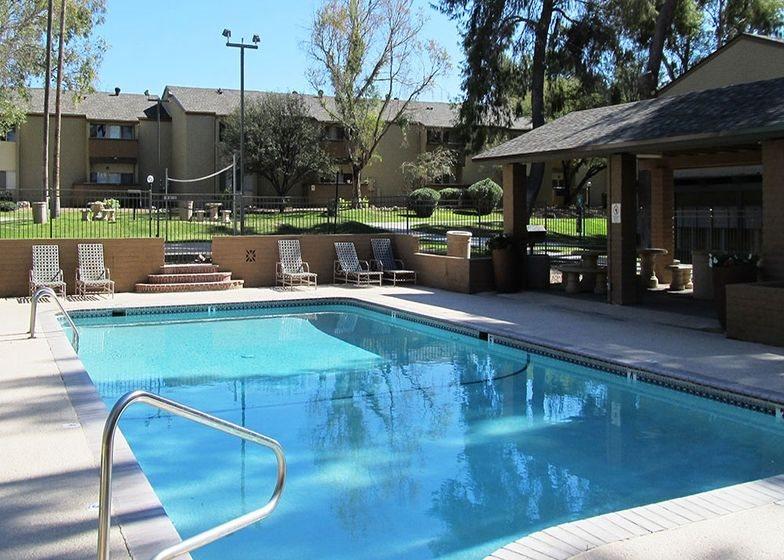 Hampton Park Apartments Tucson