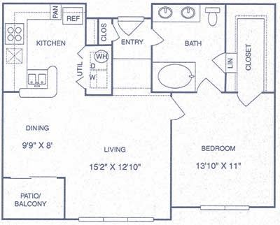 The Gael C Floorplan