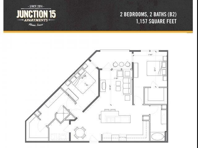 B2 Floor Plan 16