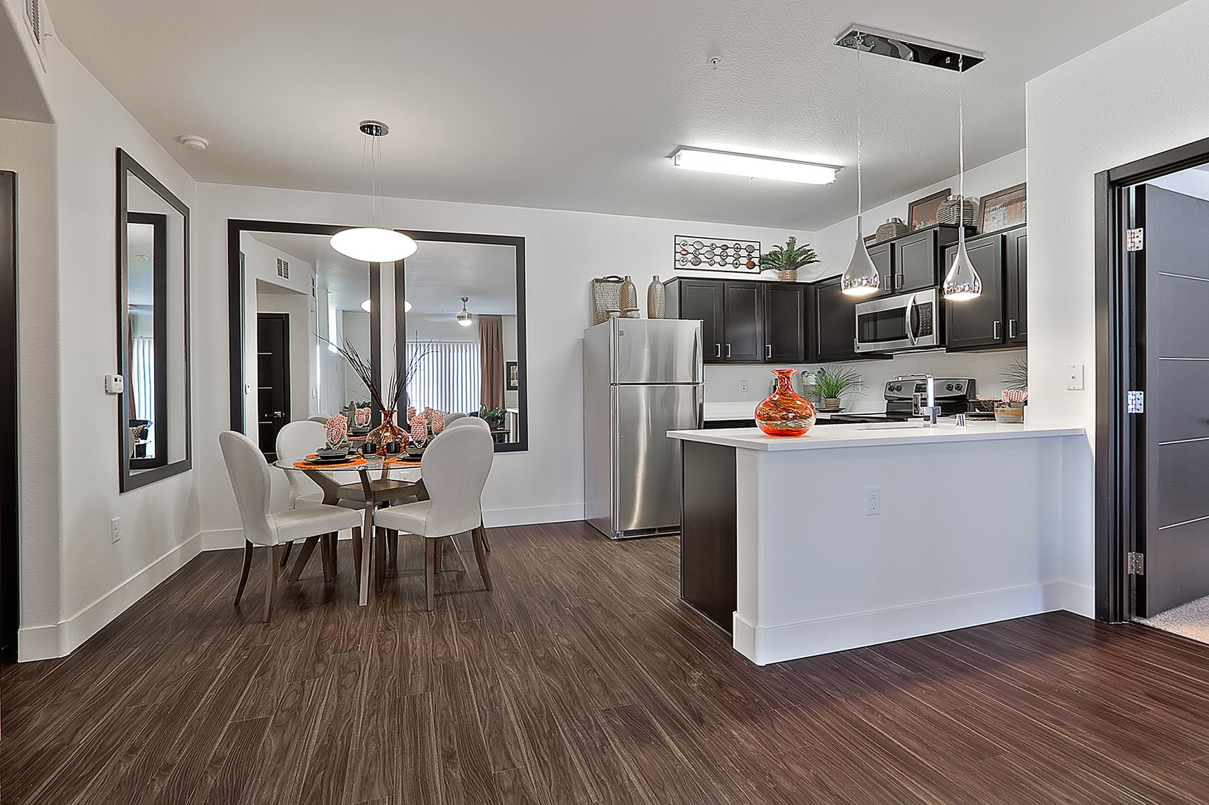 Open Living Spaces at The Wyatt Apartments in Las Vegas, NV