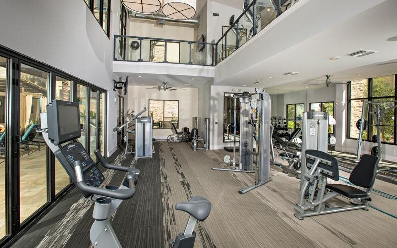 Fitness Center at Biltmore at Camelback, Phoenix, AZ, 85016