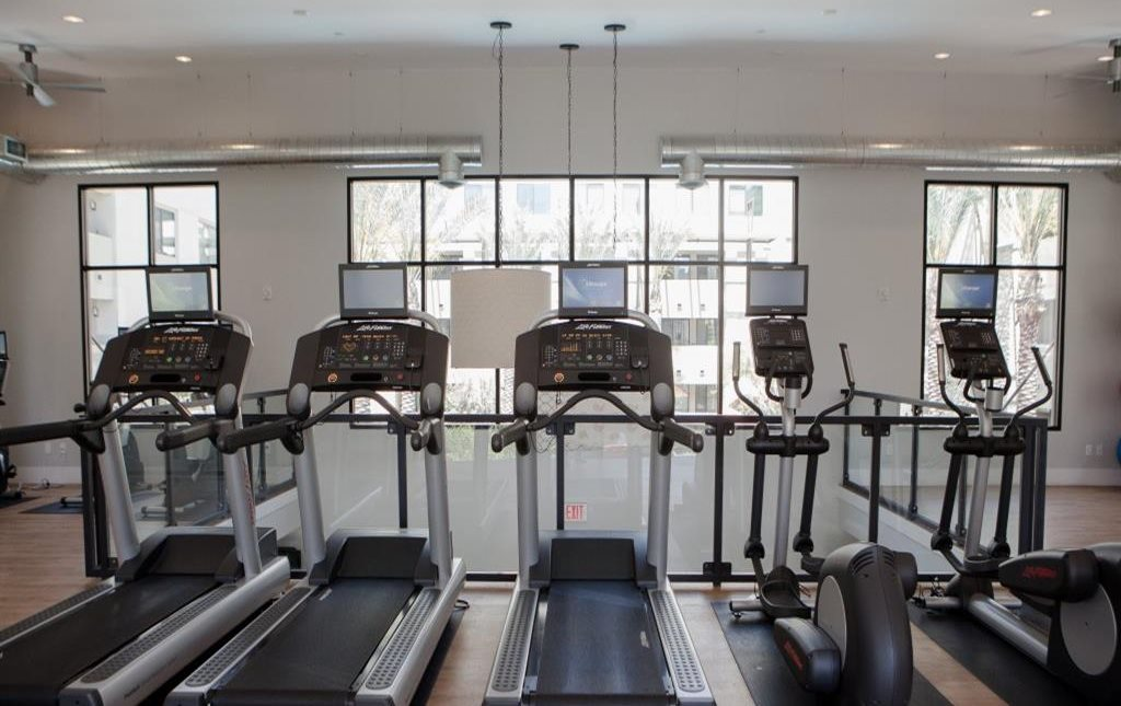 Fully Equipped Fitness Center at  Biltmore at Camelback, Phoenix, AZ,85016