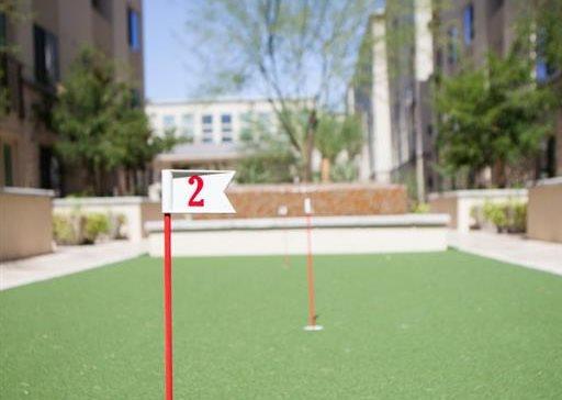 Mini Golf at Biltmore at Camelback, Phoenix, AZ,85016