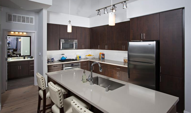 All Electric Kitchen at Biltmore at Camelback, Phoenix, AZ,85016
