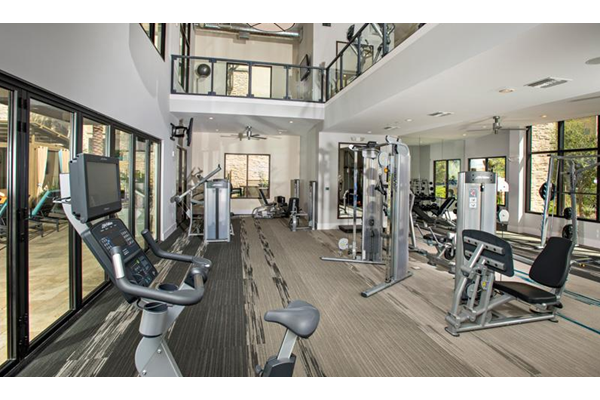 Fitness Center  at Biltmore at Camelback, Phoenix, AZ,85016