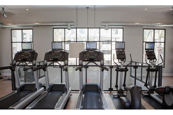 Fully Equipped Fitness Center at Camelback, Phoenix, AZ,85016