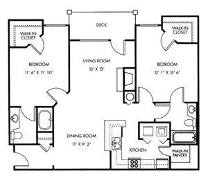 THE MAGNOLIA Floorplan at Grande Oaks