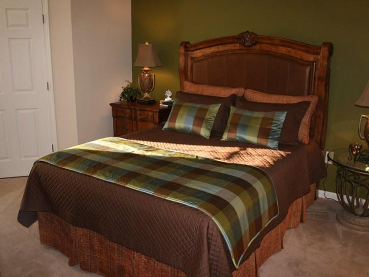 Large Bedrooms at Grande Oaks