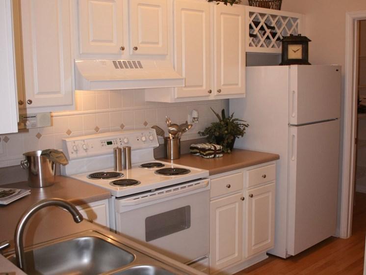Kitchen Appliances at Grande Oaks
