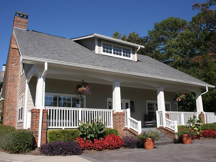 Modern Clubhouse at Grande Oaks