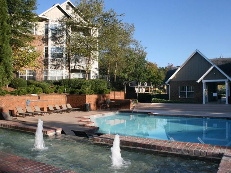 Large Swimming Pool at Grande Oaks
