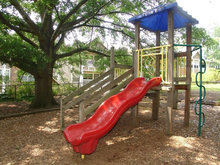 Colorful Playground at Grande Oaks