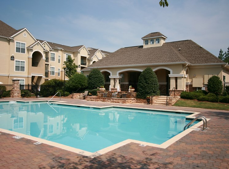 Resort-Style Pool and Sundeck at Grande Club, Duluth, GA,30096