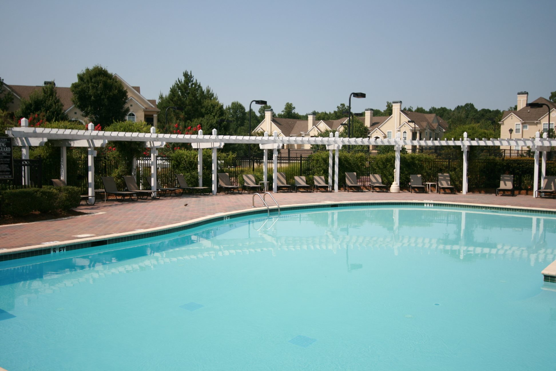 Resort-Style Pool and Sundeck at Grande Club, 30096