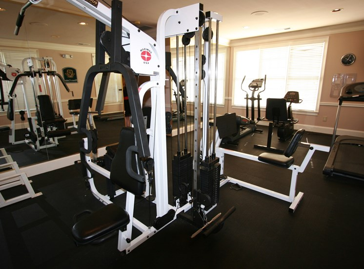 State-Of-The-Art Fitness Center at Durant at Sugarloaf, Lawrenceville, GA