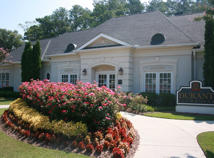 Beautifully Landscaped Grounds at Durant at Sugarloaf, Lawrenceville, GA,30044