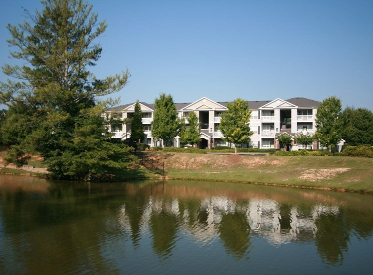 Resort Style Community With 50 Wooded Acres at Durant at Sugarloaf