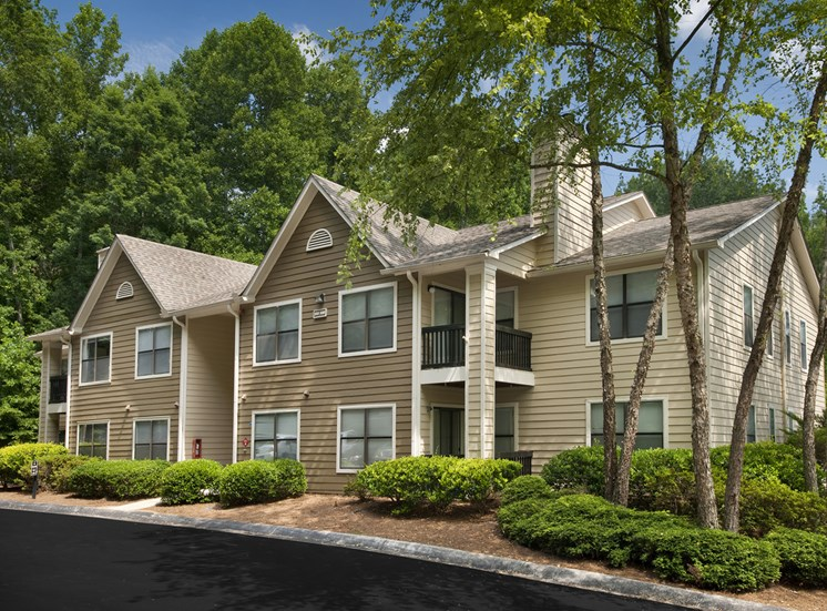 Resort Style Community With Beautifully-Landscaped Grounds at Brook Valley, Douglasville,