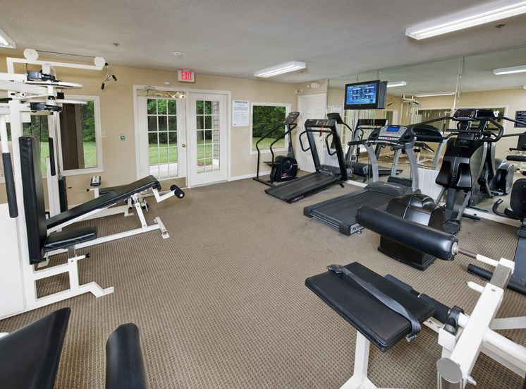 State-Of-The-Art Fitness Center at Brook Valley, Douglasville, GA,30135