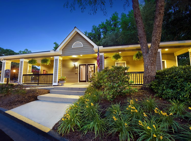 Lavish resident clubhouse at Brook Valley, Douglasville