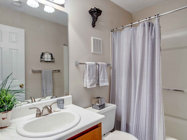 Bathroom Fitters at Brook Valley Apartments, Douglasville