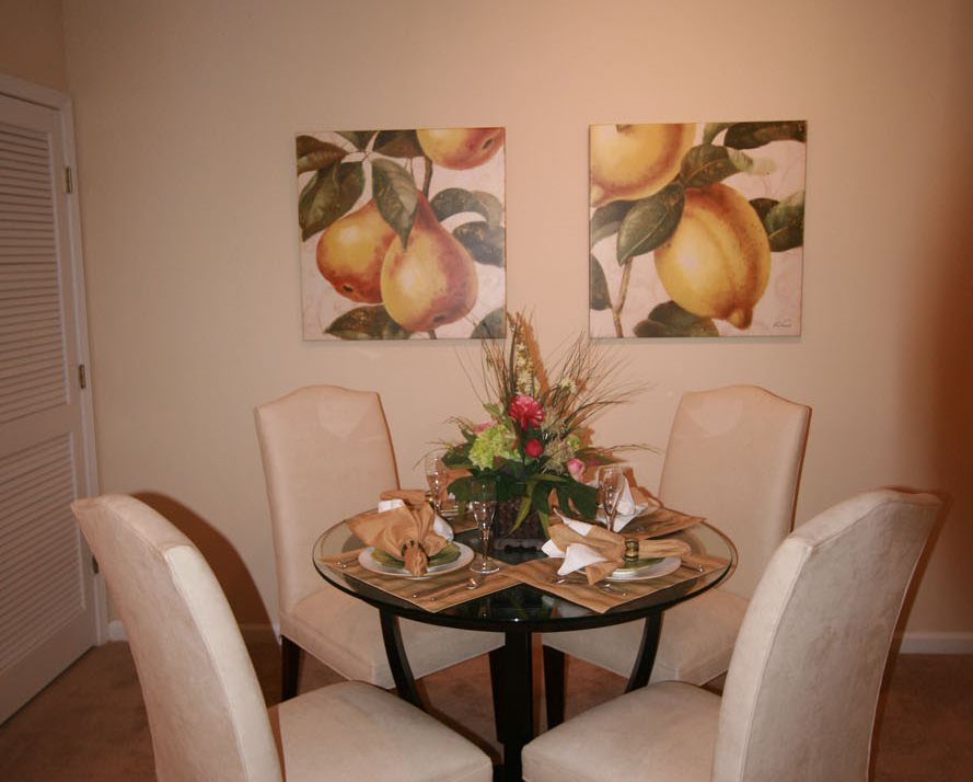 Separate Dining Area at Alta Mill, Austell, GA,30106