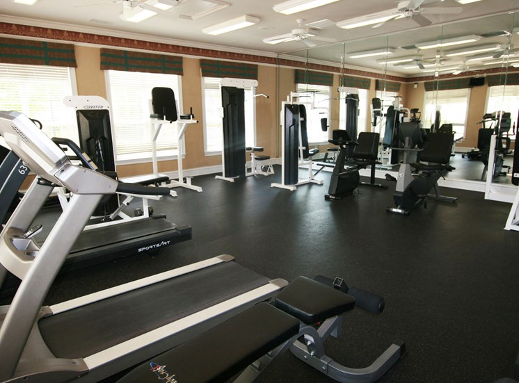 Health and Fitness Center at Alta Mill Apartments, 1650 Anderson Mill Road, Austell, 30106
