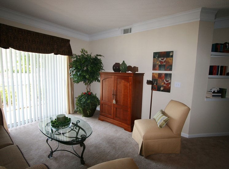 Large Living Room With Balcony Attached at Alta Mill Apartments, 1650 Anderson Mill Road, Austell