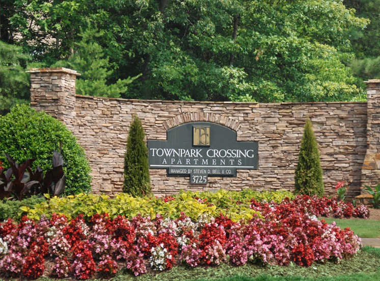 Access Controlled Community at TownPark Crossing, Kennesaw, GA,30144