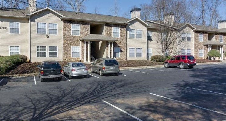 Resident Reserved Parking at TownPark Crossing, Kennesaw, GA,30144